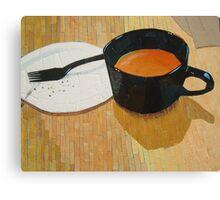 """Coffee shop"" Canvas Print"