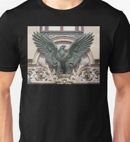 Garnier Eagle Unisex T-Shirt