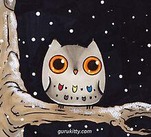 Little Owl by gurukitty