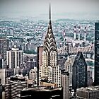 Chrysler Building New York by pixog