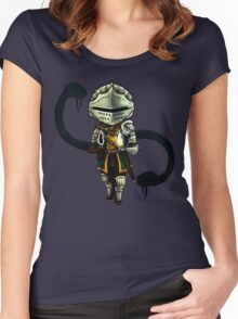 Oscar of Astora Women's Fitted Scoop T-Shirt