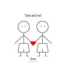 thee and me in love (boys) by thekatswhiskers