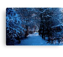 Christmas Canvas Print