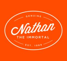 Mistfits Nathan the Immortal T-Shirt