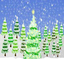 A Magicial Christmas by Joe Bolingbroke