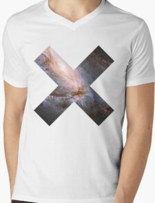 LEO Galaxy | Mathematix by Sir Douglas Fresh Mens V-Neck T-Shirt