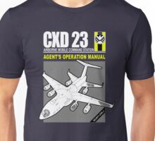 BUS MANUAL Unisex T-Shirt