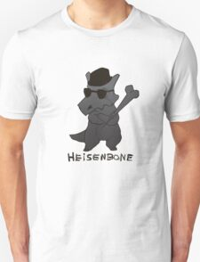 Heisenbone - Cool Gray Unisex T-Shirt