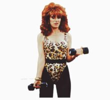 Married With Children - Peggy Bundy T-Shirt  by Sophie  Orchard