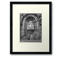 ©MS Tlalpujahua VIIC Monochromatic Framed Print