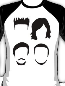 Bastille Hair Design with Dan Will Kyle and Woody T-Shirt