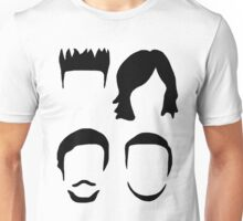 Bastille Hair Design with Dan Will Kyle and Woody Unisex T-Shirt
