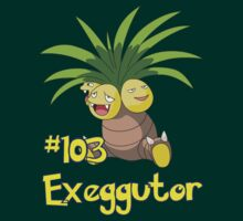 Exeggutor 103 by Stephen Dwyer