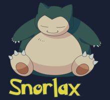 Snorlax TYPO by Stephen Dwyer