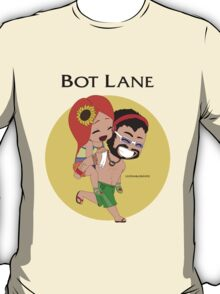 Leona & Graves - Bot Lane T-Shirt