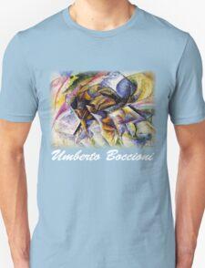 Boccioni - Dynamism of a Cyclist T-Shirt