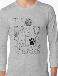 I Solemnly Swear... Long Sleeve T-Shirt