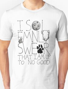 I Solemnly Swear... T-Shirt