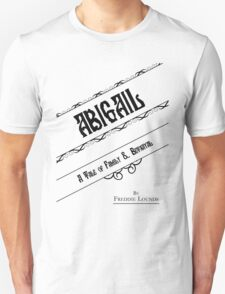 Hannibal book covers: Abigail - Freddie Lounds T-Shirt