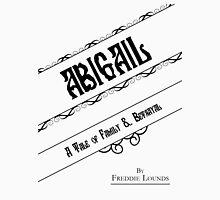 Hannibal book covers: Abigail - Freddie Lounds Unisex T-Shirt
