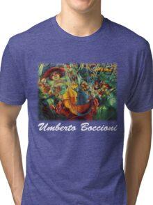 Boccioni - Laughter Tri-blend T-Shirt