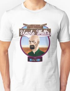 Breaking Bad: Uncle Walt's Wonderful Meth Unisex T-Shirt