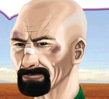 Breaking Bad: Uncle Walt's Wonderful Meth Sticker