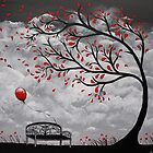 Red Balloon 2 by Sally Ford