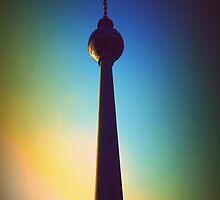 Fernseh Turm Berlin by Aaron  Fleming