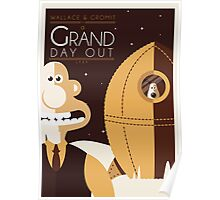 A Grand Day Out Poster