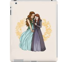 The Wolf and the Rose iPad Case/Skin