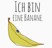 Ich bin eine Banane. by zeeba1234
