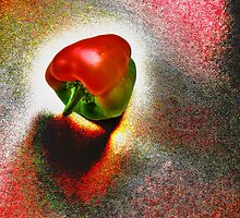 I Vote For a Really Hot Sweet Pepper  by PictureNZ