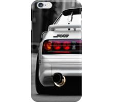 RX7 White iPhone Case/Skin