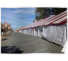 The Long Long Tent Poster