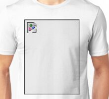 Broken Image File Unisex T-Shirt