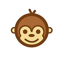 Smiling Monkey Logo by SmilingMonkey