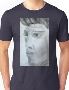 Zayn Malik portrait Unisex T-Shirt