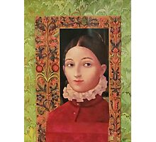 Renaissance Girl Photographic Print