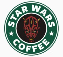 Star Wars Coffee  (Darth Maul) by GeekyArt