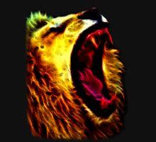 Lion (Fractured) Unisex T-Shirt