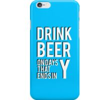Party Everyday iPhone Case/Skin