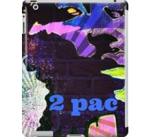 2 pac iPad Case/Skin