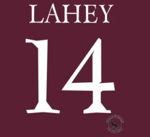 Teen Wolf - ISAAC LAHEY LACROSSE #14 - Shirt/Sticker Design by sarahk142
