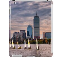 Boston , Massachussets  iPad Case/Skin