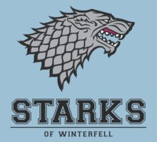 The Starks of Winterfell by Cosmic Unicorn