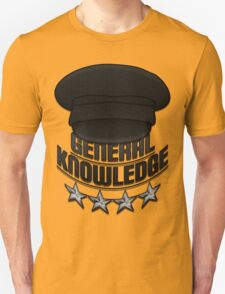 HIMYM - General Knowledge (Light) Unisex T-Shirt