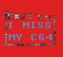 I miss my C64 Kids Clothes
