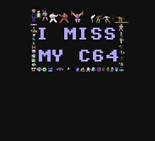 I miss my C64 Unisex T-Shirt