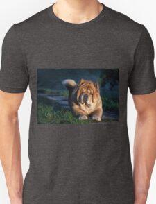 Chow-Chow portrait T-Shirt